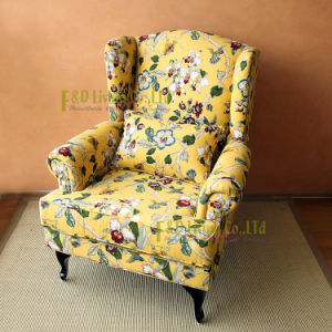 Cotton Printed Fl Sofa Cloth