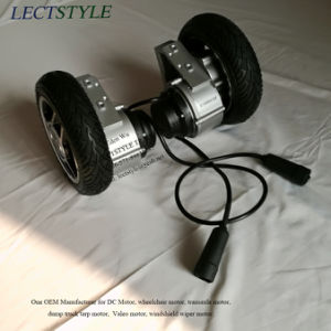 DC Brushless Electric Wheelchair Motor with Controller and Wheelchair Joystick pictures & photos