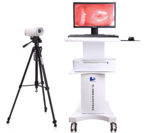 Pl-9800t Trolley Digital Colposcope with Sony Camera pictures & photos