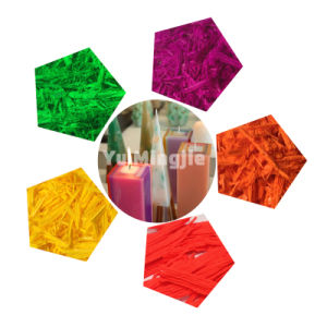 Fluorescent Pigment Dyes for Wax/ Candle Coloring, Candle Colorants