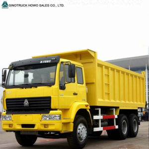 Sinotruk HOWO 6X4 Dump Truck Heavy Duty Truck for Sale pictures & photos