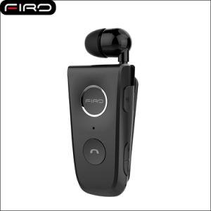 Four Color Bluetooth Earphone Mobile Phone Earphone Clip Design