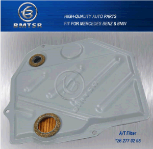 Best Price Hot Selling Hight Quality a/T Filter Kit From Guangzhou Fit for Mercedes Benz W126 OEM 126 277 02 95 pictures & photos