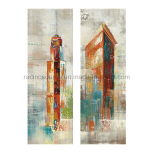 Wall Art Landscape Canvas Printing Abstract Oil Painting on Canvas pictures & photos