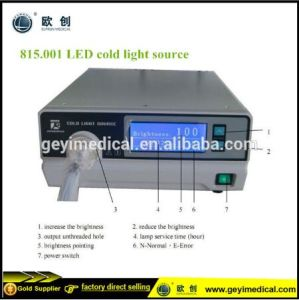 Eupurn Endoscopic Equipment LED Cold Light Source pictures & photos