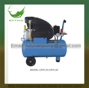 24L 1.5KW 2HP 8 Bar Aluminum Wire Cefl24 Direct-Driven Air Compressor pictures & photos