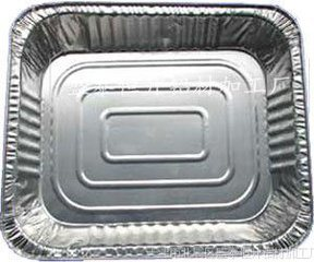 aluminum Container Foil Kitchen Use Food Use