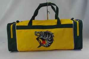 Womens Gym Bags Baseball Team Equipment Gold Duffle Bag