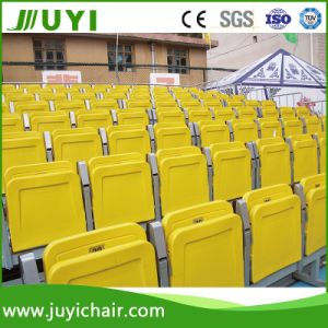 Dismountable Bleacher for Outdoor Use with Movable Chair Jy-716 pictures & photos