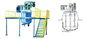Heavy Paste Mixer with Tungsten Steel pictures & photos