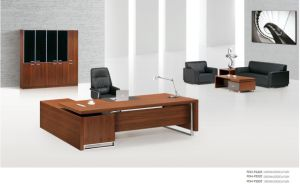 Modern Office Furniture Executive Office Table Boss Office Desk Foh-P2420 pictures & photos