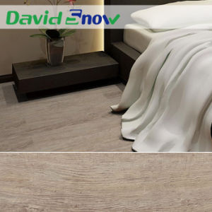 European Popular Residential Flooring / PVC Click System Vinyl Planks pictures & photos