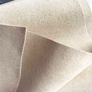 Suede Microfiber Fabric for Glove Hw-Ms1702 pictures & photos