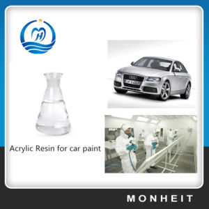 Acrylic Main Raw Material and Liquid Acrylic Resin for Auto Paint
