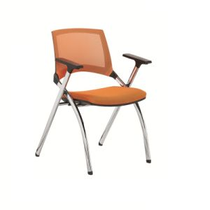High Standard Folding Chair with Fixed Armrest