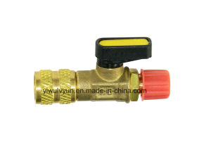 Charging Hose Brass Ball Valve pictures & photos