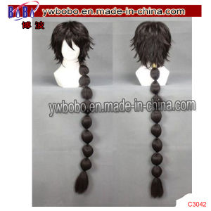 Novelty Party Supplies Afro Wig Yiwu Market China Service Agent (C3042) pictures & photos