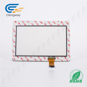 Use on Car Player Video Ckingway 7 Inch Touch Panel Glass pictures & photos