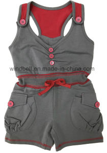 New Design and Fashionable Overalls for Girl pictures & photos