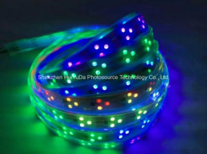 RGB IP65 Full Color SMD5050 Chip 90LEDs 27W DC24V LED Strip pictures & photos