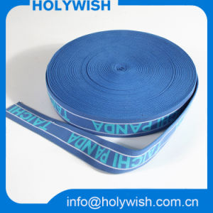 Custom Belt Elastic Band Ribbon Polyester//Polypropylene Jacquard Webbing