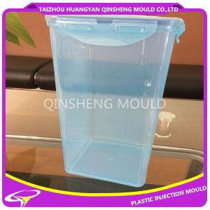 Plastic Injection Transparent Sealed Box Mould