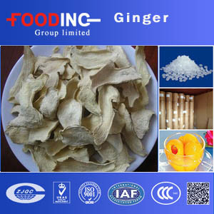 High Quality Dried Processed Dehydrated Ginger Slices Powder Flake Manufacturer pictures & photos