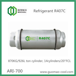High Purity, Hfc Based Mixed Refrigerant Gas (R407C) pictures & photos