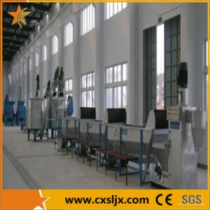 Automatic Plastic Washing Recycling Production Line for Pet Bottle pictures & photos