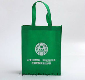 Tote Non Woven Shopping Bag with Customized Logo