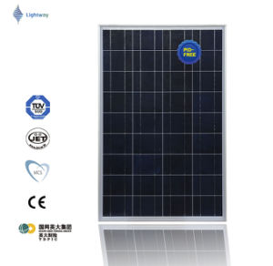 120W Solar Panel with High Efficiency and Great Performance pictures & photos
