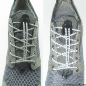 Lazy Elastic No Tie Shoelace with Locker System pictures & photos