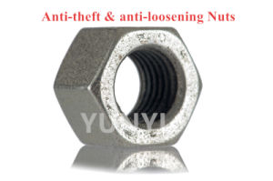 Anti-Theft & Anti-Loosening Nuts for Transmission Tower