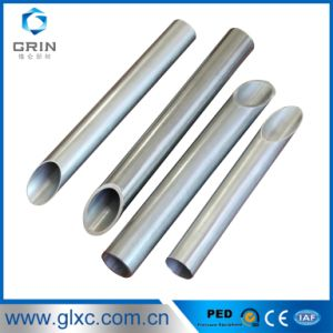 China Supply PED 316L Od20xwt0.5mm Stainless Steel Round Pipe pictures & photos