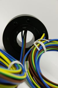 Traditional ID 50mm Through Hole Slip Ring with Affordable Price From ISO Factory pictures & photos