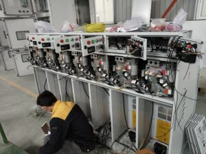 Compact 12kv 630A Gas Insulated Switchgear