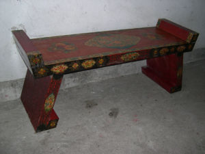 Tibetan Altar Table (ZX1961)