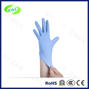 Disposable Medical Health Nitrile Gloves Latex Examination Gloves pictures & photos