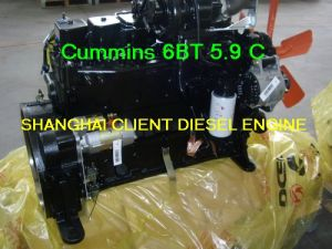 Cummins Construction Engine 6bt5.9 C pictures & photos
