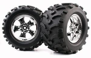 1/8 Monster Truck Tire (WC1002)