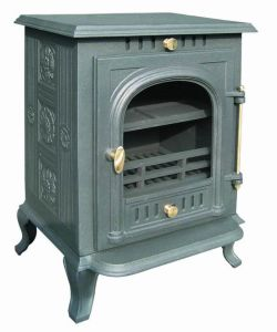 Cast Iron Stove (FIPA021) , Grill Oven Fireplace