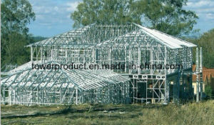 High Quality Steel Structural House (MGS-SH023) pictures & photos