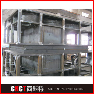 ISO Guarrantee High Quality Fabricate Steel Structure for Machinery pictures & photos