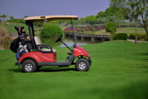 Dongfeng Club Car Golf Buggy