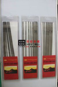 Great Wall Brand Welding Electrodes E6013 pictures & photos