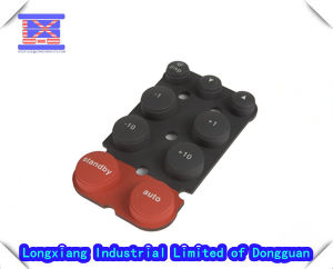 Silicone Rubber Keypad-Silicone Mould pictures & photos