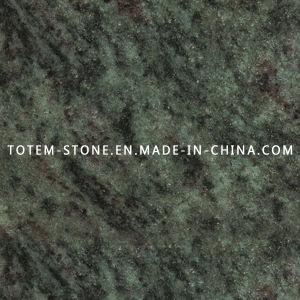 Natural Stone Tropical Green Granite For Countertop, Tile, Slab, Headstone