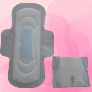 Hot Sale Soft and Comfortable Good Quality Women Sanitary Towel (JHP025) pictures & photos