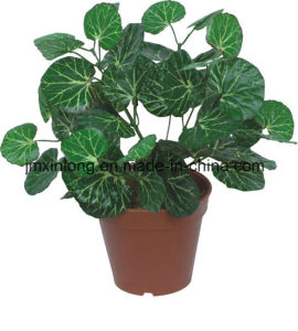 High Rated Artificial Plant Begonia Leaves