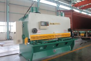 QC11y Hydraulic Shear, Guillotine Shear, CNC Guillotine Shearing Machine pictures & photos